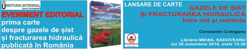 Banner site Lansare Sadoveanu