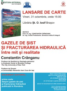 Poster Lansare Brasov