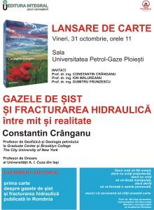 Poster Lansare Ploiesti