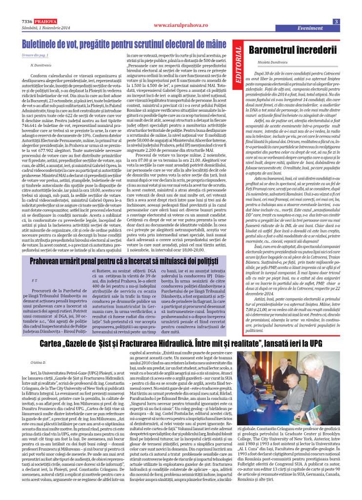 ZIARUL PRAHOVA pag3_01.11.2014