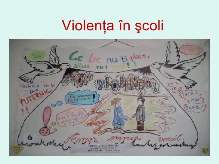 non-violenta in scoala